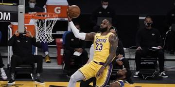 لیگ بسکتبال NBA  برد یاران پادشاه مقابل خرسها و تداوم ضدرنشینی جاز