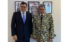 گردشگری محور دیدار مقامات ازبکستان و نمایندگان سازمان ملل
