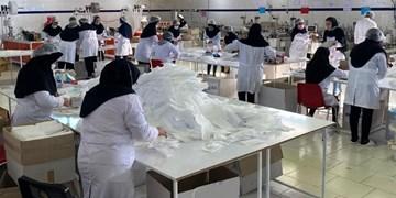 کارآفرین برتر کشور که با سرمایه ۴ میلیونی کار را شروع کرد/ کارآفرینان سنگر تولید را خالی نگذارند
