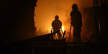 آتشسوزی در یک مرغداری در سرخه/ ۱۳۰۰ قطعه مرغ گوشتی سوختند