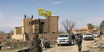 شبه نظامیان تحت حمایت آمریکا مانع وصل شدن آب شهر الحسکه  سوریه میشوند