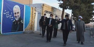 پویش «سفیران حاج قاسم» در محلههای تربت حیدریه اجرا میشود
