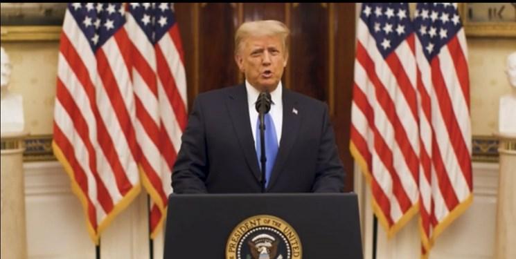 ترامپ: تنها رئیسجمهوری هستم که جنگ جدیدی آغاز نکرد/ترور سلیمانی دستاورد دولتم بود