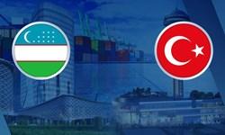 گسترش روابط محور رایزنی مقامات ازبکستان و ترکیه