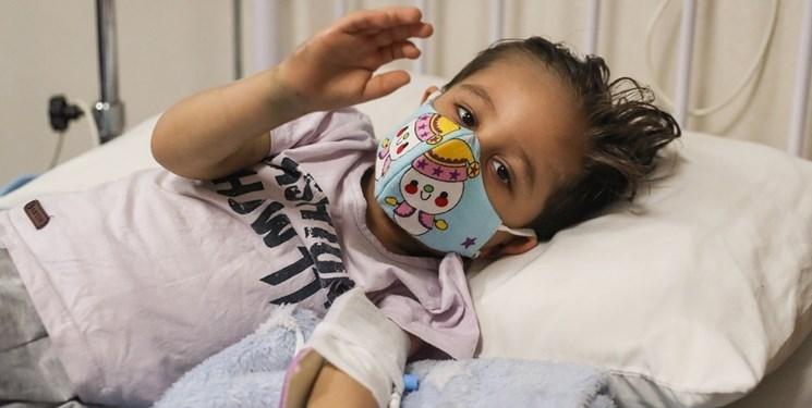 ۱۲ کودک مبتلا به کرونا در بیمارستان ابوذر اهواز بستری شدند