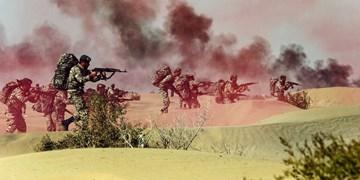 اجرای عملیات متحرک هوایی توسط نیروهای مخصوص در رزمایش ارتش