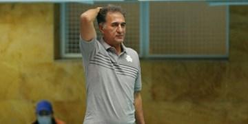 لیگ برتر والیبال| شهنازی: آلکنو باید تمام نفرات تیم فولاد سیرجان را به تیم ملی دعوت کند