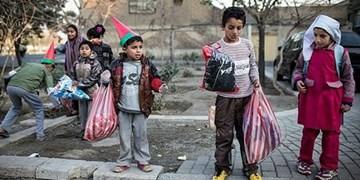 تست رایگان کرونا و استعدادیابی کودکان کار در منطقه ۱۲