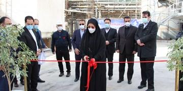 کورههای گازی یک شرکت نفتی در غرب تهران افتتاح شد