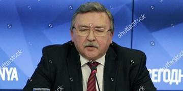 امیدواری اولیانوف به موفق بودن سفر گروسی به تهران