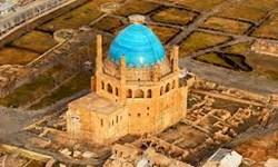 فیلم| گنبد سلطانیه، اولین گنبد دوپوش در جهان