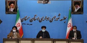 چالشهای موجود برای تأمین منابع آبی استان سمنان رفع شود