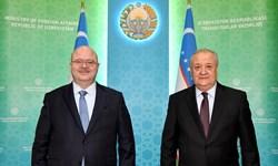 تأکید مقامات ازبکستان و اردن بر توسعه روابط دو جانبه