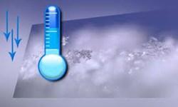 یخبندان و افت ۱۵ درجه ای دمای آذربایجان غربی از امروز