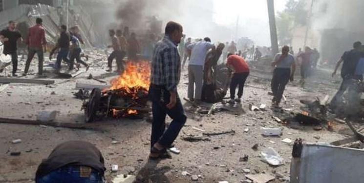 انفجار انتحاری در مرکز بغداد؛ دستکم 12 کشته و  20 زخمی