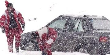 نجات 1130 گرفتار در برف و کولاک در آذربایجانشرقی