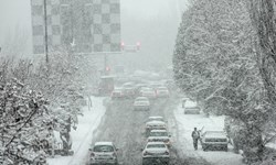 ورود سامانه بارشی به اصفهان از چهارشنبه/ هشدار در خصوص وقوع برف و کولاک در غرب استان