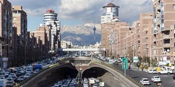 اولین هوای پاک زمستانی  در تهران