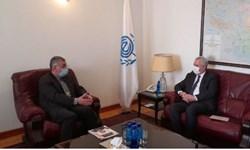 دیدار سفیر تاجیکستان و دبیر کل اکو در «تهران»