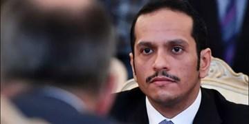 رسانه صهیونیستی مدعی شد؛ وزیرخارجه قطر با همتای صهیونیست خود گفتوگو داشته است