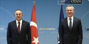 حمایت ترکیه از اقدامات ناتو در عراق و افغانستان