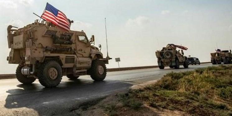 3 کاروان آمریکا در عراق هدف قرار گرفت