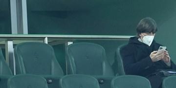 اولین حضور یواخیم لو در یک بازی فصل جاری