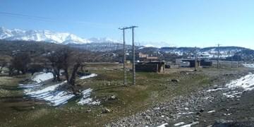 برقرسانی به روستای 5 خانواری تنگ هونی در شهرستان کوهرنگ