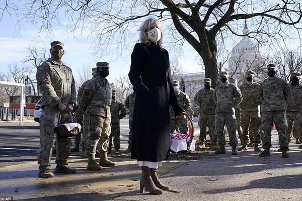 13991104000263 Test PhotoL - پایتخت آمریکا در قُرُق نظامیان «گارد ملی» تا فروردین ۱۴۰۰