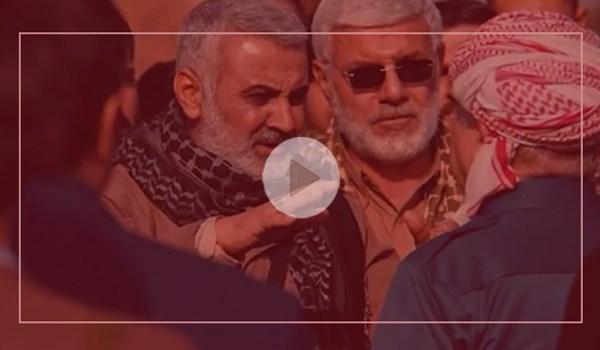 روایتی از نجات کردستان عراق توسط حاج قاسم سلیمانی