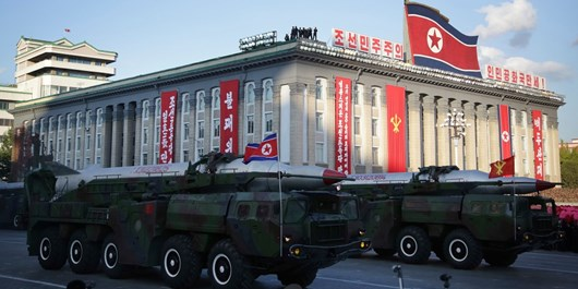 پیونگیانگ: اظهارات اخیر بایدن نشان از تداوم خصومت با کره شمالی دارد