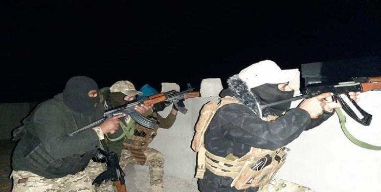 شهادت 11 نیروی الحشد الشعبی در درگیری با داعش/ تروریستها در محاصرهاند