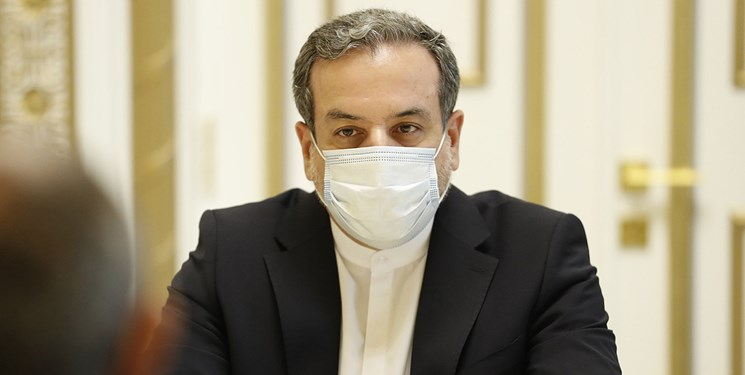 عراقچی: ژاپن دولت آمریکا را تشویق به توقف رفتار خصمانه علیه ایران کند