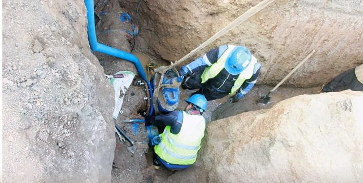 کمبود فشار آب ۳ هزار مشترک در خاورشهر برطرف شد