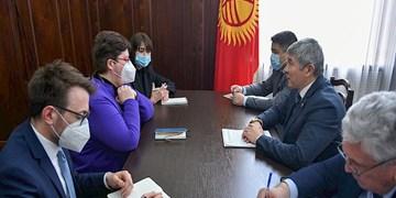 مقام قرقیز: مسئله کنونی دولت ریشهکنی فساد است