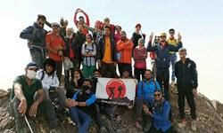 تکذیب مفقود شدن ۳۱ کوهنورد رودانی از زبان رئیس هیأت/ تغییر مسیر، علت دیر رسیدن کوهنوردان به پائین قله بود