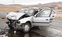 مرگ ۲ نفر در واژگونی سواری پژو در جاده پلدختر- اندیمشک