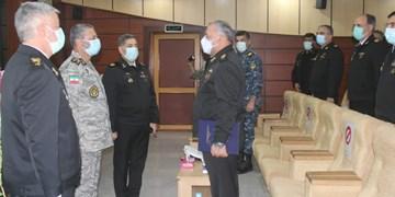 امیر دریادار حمزه علی کاویانی به عنوان جانشین فرمانده نیروی دریایی ارتش منصوب شد