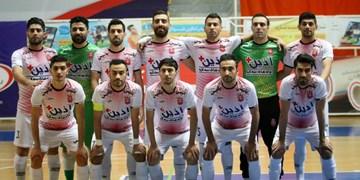 لیگ برتر فوتسال| پیروزی گیتیپسند در بازی جنجالی و پرحاشیه