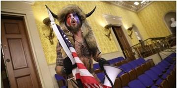 چهره جنجالی حمله به کنگره: فریب ترامپ را خوردم
