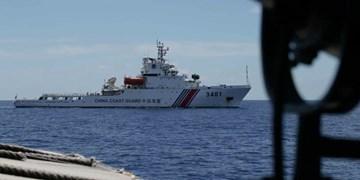 گارد ساحلی چین مجوز شلیک بدون اخطار به کشتیهای مهاجم را دریافت کرد