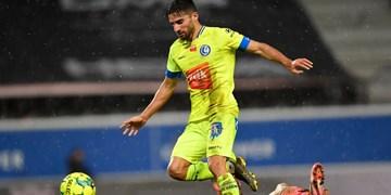 جام حذفی بلژیک |میلاد محمدی در ترکیب اصلی خنت مقابل یوپن
