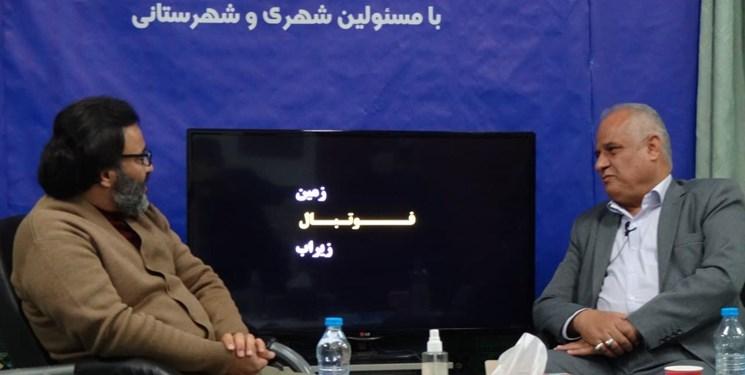 تخصیص 800 میلیون تومانی بودجه ورزشی سوادکوه/موانع 2 اداره برای تکمیل زمین فوتبال زیراب