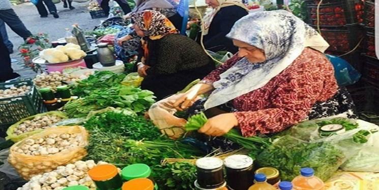 دایربودن بازارهای محلی گیلان مستلزم رعایت پروتکل های بهداشتی