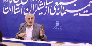 روضهخوانی حاج منصور برای مداحان+فیلم