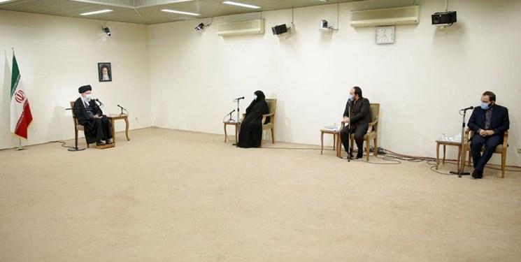 تجلیل رهبر معظم  انقلاب از برجستگیهای علمی و اخلاص شهید فخریزاده