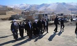 بازدید میدانی نماینده ولی فقیه در کردستان از نایسر/حجتالاسلام پورذهبی:  مشکلات نایسر را پیگیری خواهیم کرد