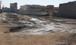فارس من| حفاریهای متعدد شرکت آبفا موجب خرابی آسفالت منطقه کیانشهر اهواز شده است