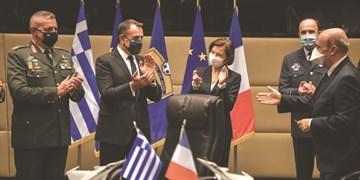 یونان از فرانسه جنگندههای «رافال» میخرد