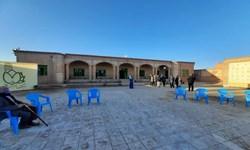 احیای مدرسه اوحدی با قدمتی بیش از 70 سال در رفسنجان